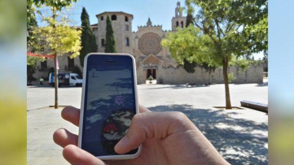 El món de 'Pokémon Go' arriba a Sant Cugat