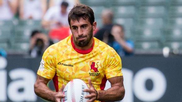 Pol Pla / Foto: Federación Española de Rugby