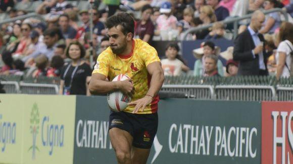 L'espanyol de rugbi a 7 i Pol Pla encaixen davant Austràlia la segona derrota consecutiva dels preliminars