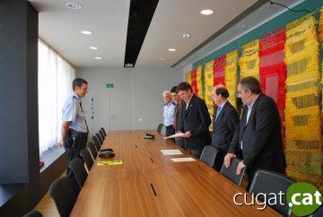 Sant Cugat incorpora un nou agent a la policia local