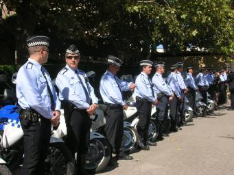 La Policia Local denuncia cinc conductors sense carnet en un mes a Sant Cugat
