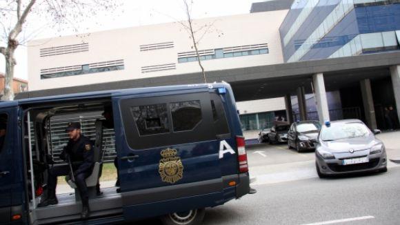 La Policia Nacional espanyola deté 10 persones per distribuir coca a Sant Cugat