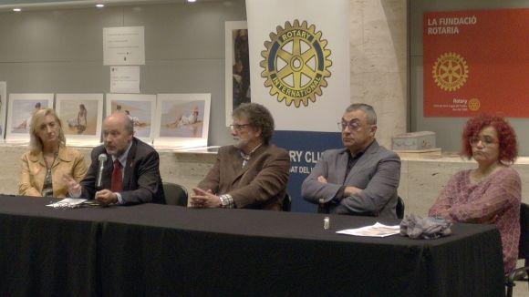 El Rotary Club Sant Cugat vacunarà 2.800 persones més contra la poliomielitis