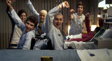 Els actors de 'Polseres Vermelles', al Capio Hospital de Catalunya dissabte vinent