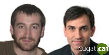 Eduard Pomar i Eduard Anguita, nous consellers nacionals d'ERC pel Vallès Occidental
