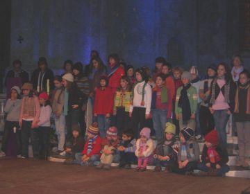Més de 250 espectadors a la representació de 'Poema de Nadal'