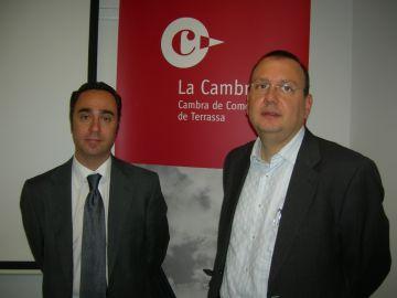 Remigi Palmers i Belarmino Rodríguez han estat els ponents de la conferència