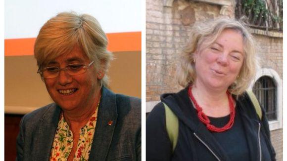 Clara Ponsatí, Abigail Monells i Mar Vidal, a la llista de JuntsXCat per Barcelona