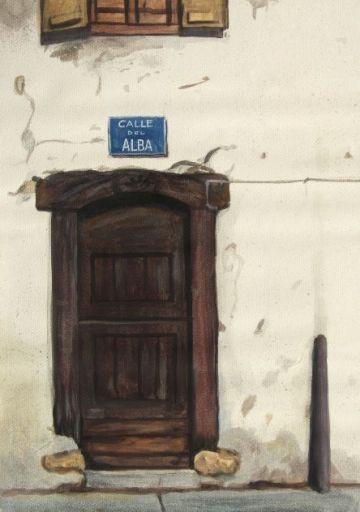 Retrats de santcugatencs a la propera exposició d'Adolf