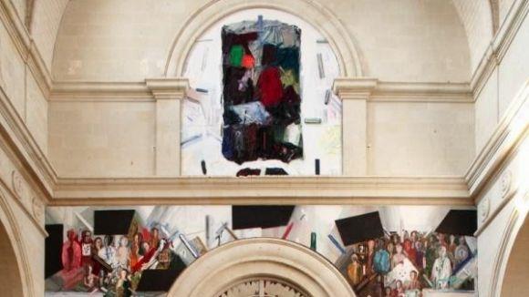 Grau-Garriga 'reviu' al poble francès que el va acollir