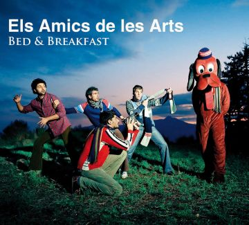 Els Amics de les Arts actuaran a la Festa Major d'enguany