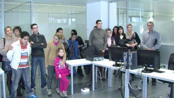 Specialisterne es mostra a futurs usuaris amb la primera jornada de portes obertes