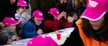 Sant Cugat se suma avui al 'Posa't la gorra' amb una festa al zoo de Barcelona