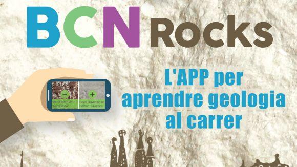 Una aplicació per fer un recorregut geològic per Barcelona, a 'El Pou'