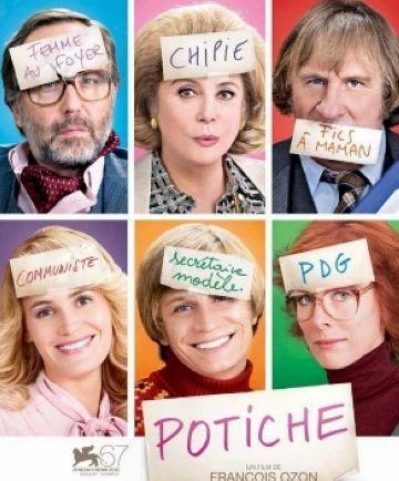 'Potiche' porta la guerra de sexes al Cicle de Cinema d'Autor