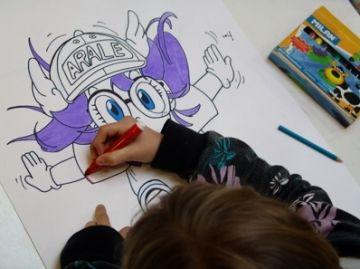 Pou d'Art dibuixa un estiu amb tallers per a totes les edats