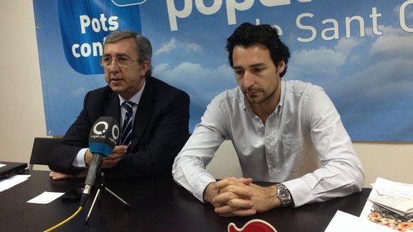 Álvaro Benejam, disposat a presidir el PP de Sant Cugat