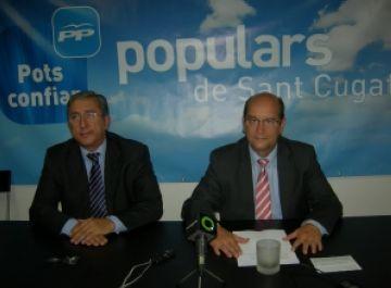 El PP aposta per la unió dels partits a Valldoreix