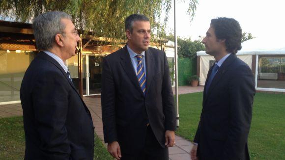 Pere Calbó (PP) adverteix d'una estratègia per fomentar la 'mossofòbia'