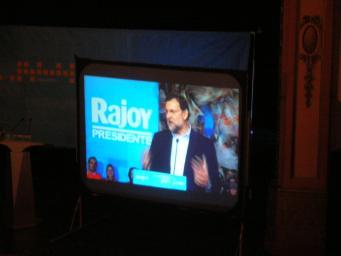 El PP carrega contra CiU en un acte pre-electoral a Sant Cugat
