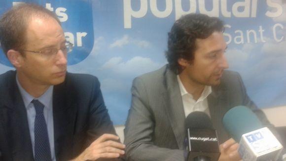 El PP reclama uns pressupostos 'més socials' i amb més contenció