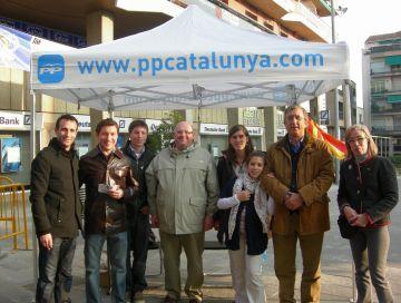 El PP de Sant Cugat defensa la unitat entre les seccions catalana i estatal de la formació