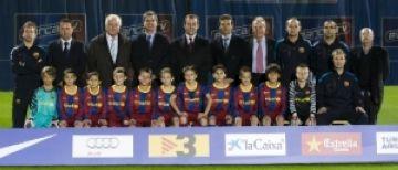 Juanan entrenarà el prebenjamí del Barça, però no deixa el SantCu