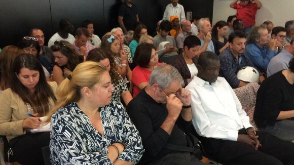 Can Borrell, el cartell de l'AMI i la seguretat ciutadana, al torn de precs i preguntes del ple