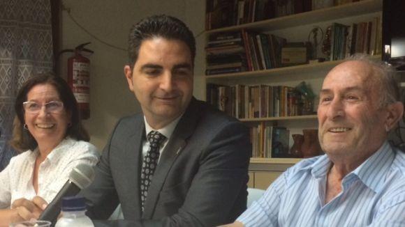 El pregó de Ciprián (C's) obre les jornades manxegues amb una crida a la llibertat 'que no fa mal els altres'