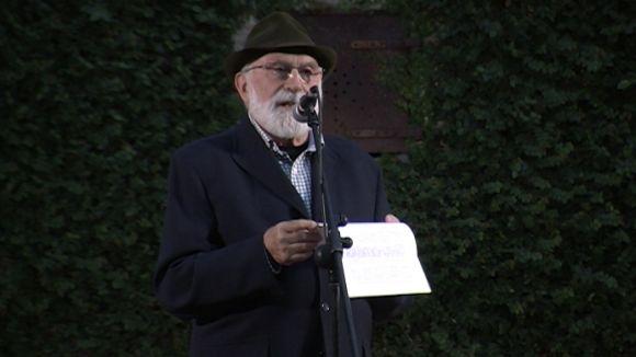 Eduard Jener reivindica l'esperit fundacional de la Festa de Tardor al pregó