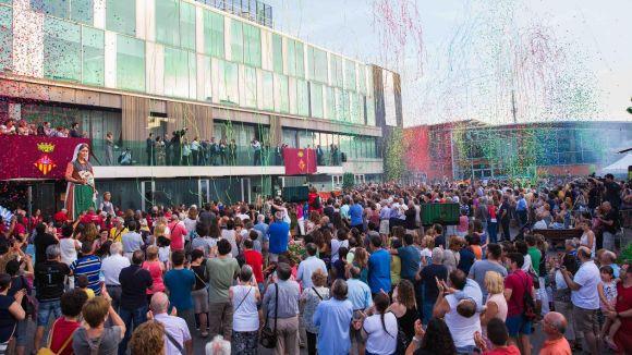 El Club Rugby Sant Cugat demana als santcugatencs que s'impliquin en la Festa Major
