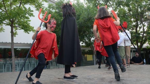 El pregó ha estat una de les activitats destacades / Foto: Localpres