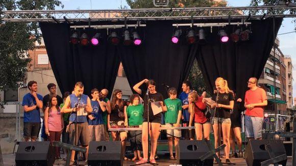 El pregó d'Infinits Somriures dóna el tret de sortida a la FMA amb el desig d'unes festes més inclusives