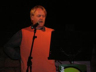 Krtistian Herbolzheimer ha estat el pregoner de la 31ena Festa de Tardor