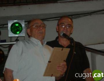 El pregó de Manuel Reyes dóna el tret de sortida a la Festa Major de Sol i Aire