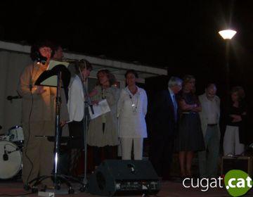 La coreògrafa Coco Comín dóna el tret de sortida a la Festa Major de Valldoreix
