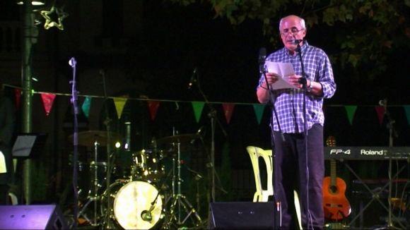 Aula de So fa un pregó reivindicatiu i crític amb el suport a la cultura a la Festa Major del barri del Monestir