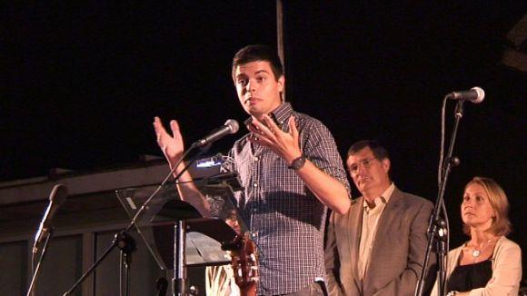 Joventut, empenta i humor, claus del pregó de la Festa Major de Valldoreix