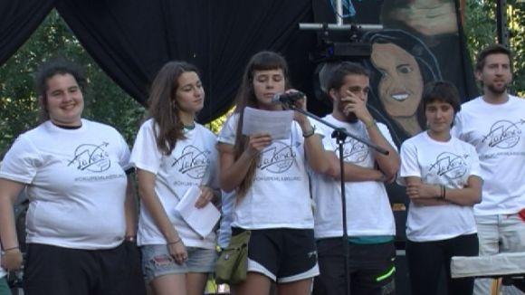 El pregó de La Xesca inaugura la FMA amb el desig que 'la ciutat sigui de la ciutadania'