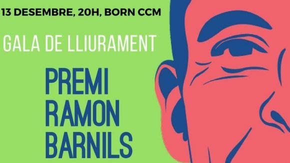 El Grup Barnils lliurarà el Premi de Periodisme d'Investigació 2016 el 13 de desembre al Born CCM