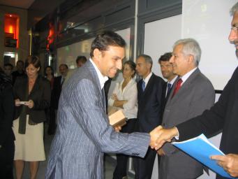 Eduard Pomar és objecte de crítiques per part de PSC i ICV.