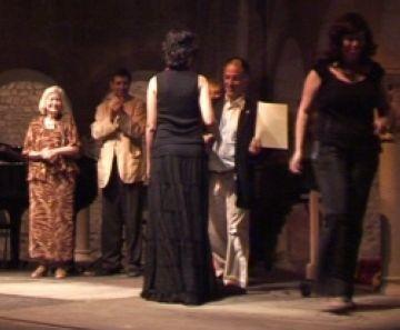 Maria Rosa Ribas i  Laura Garcia, guanyadores del primer Concurs de Dones Compositores