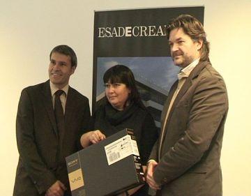 Ineeciativa.cat premia un projecte per finançar activitats escolars amb el benefici de les plaques fotovoltaiques