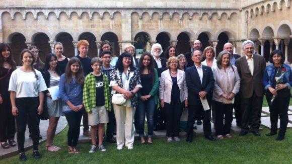 Òmnium concedeix el 9è Premi Pere Ferrer de narrativa històrica