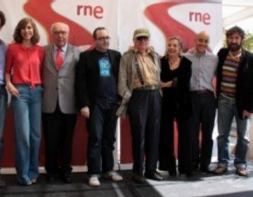 Aina Clotet, millor actriu del Premis Sant Jordi de Cinema per 'Elisa K'