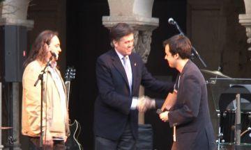 Adrià Targa, de 22 anys, rep el 9è premi de poesia Gabriel Ferrater recordant l'autor de 'Les dones i els dies'