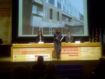 El govern espanyol premia l'Ajuntament per la seva gestió pública