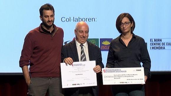La investigació d''El Periódico' sobre els casos de pederàstia als Maristes guanya el premi Ramon Barnils
