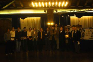 Els premiats a la 10a edició del Premi d'Arquitectura