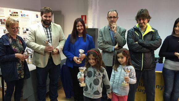 El Club Muntanyenc entrega 130 premis de la Marxa Infantil